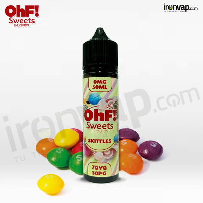 Skittles 50ml TPD - OHF Sweets