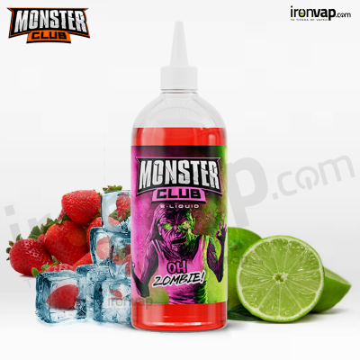 Oh Zombie! 450ml TPD - Monster Club