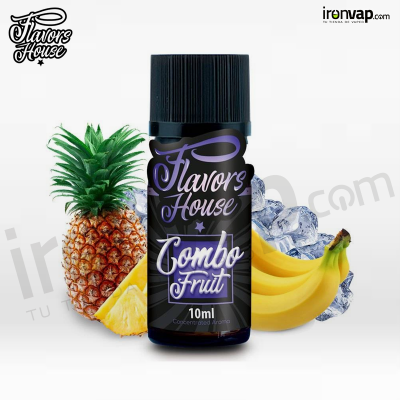 Aroma Combo Fruit 10ml - Flavors House