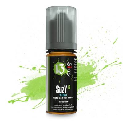 Suzy 6 (TPD Ready) 10ml - 13 Sins