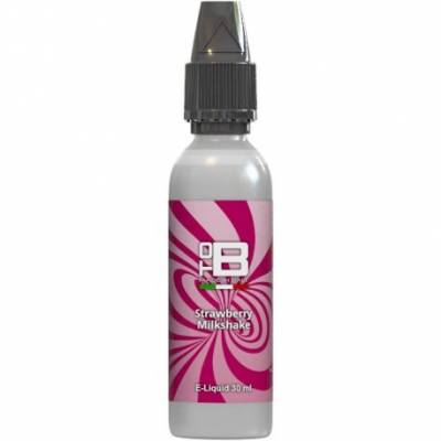 Strawberry Milkshake E-liquido ToB