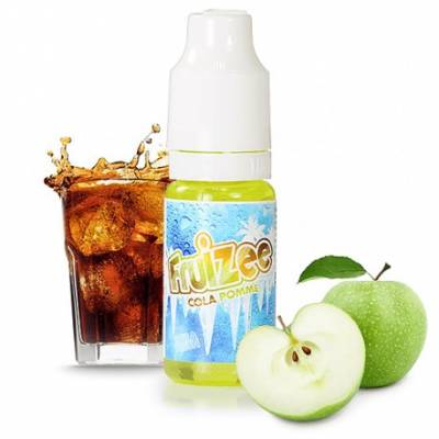 COLA APPLE 10ML - FRUIZEE