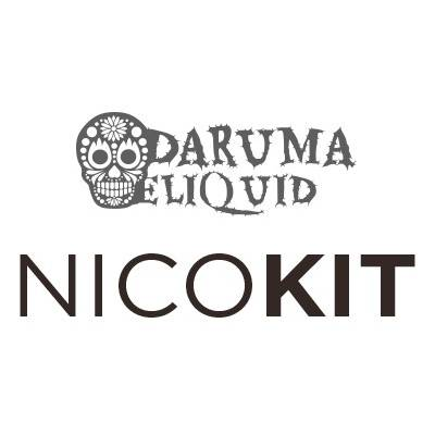 Nico Kit 10ml - Daruma eliquid