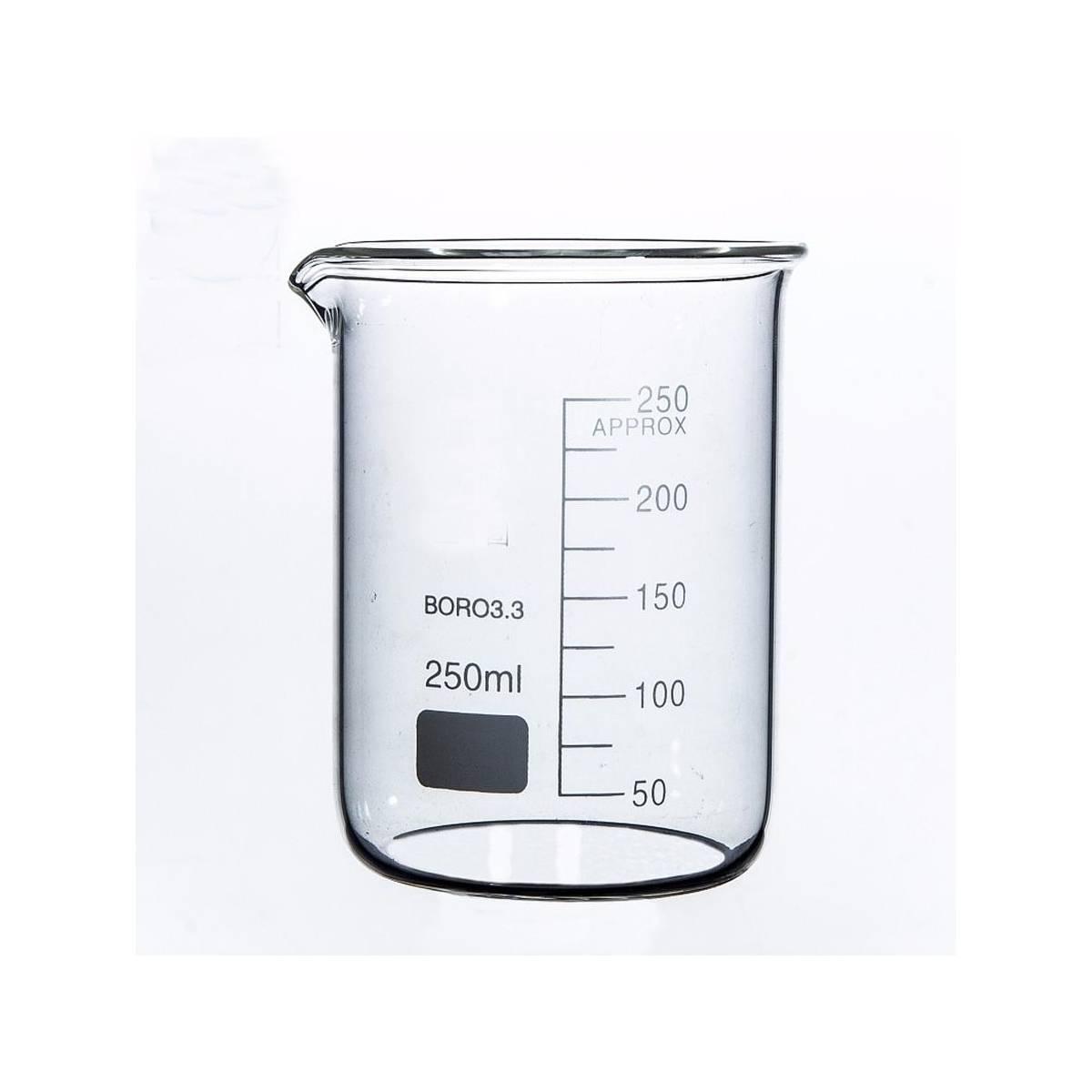 Vaso de precipitado 250ml