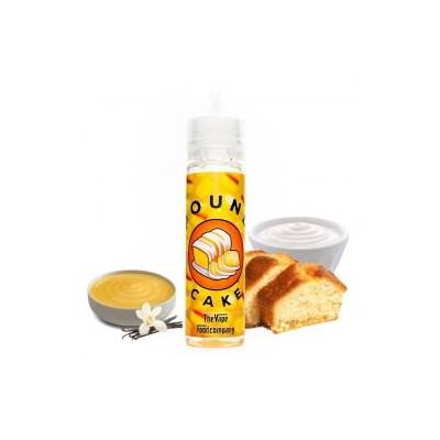 Pound Cake 60ml - The Vape Food Company