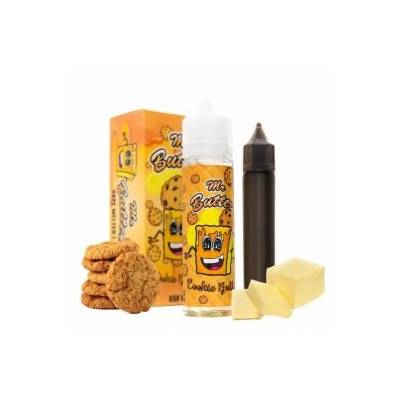 Cookie Butter 60ml - Mr. Butter
