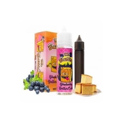 Blueberry Butter Cake 60ml - Mr. Butter