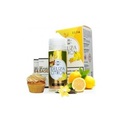 Delizia Citron 120ml - Elda