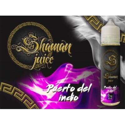Puerto del indio 60ml - Shaman Juice
