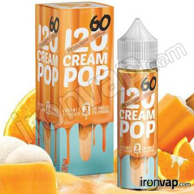 120 Cream Pop Mad Hatter