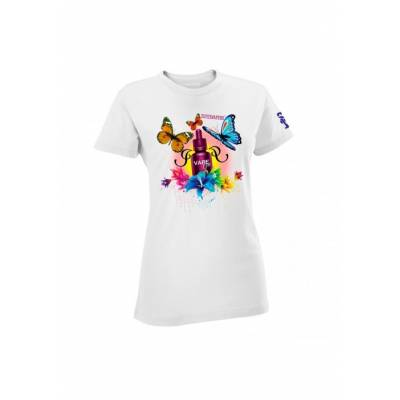 CAMISETA LIQUID COLORS - SUPERVAPERS