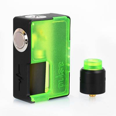 Kit Pulse Mech - Vandy Vape