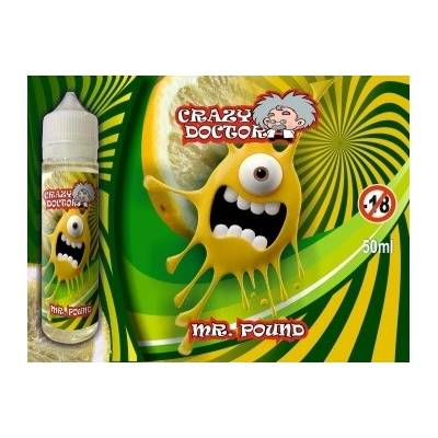 Mr. Pound 60ml Crazy Doctor - Vap Fip