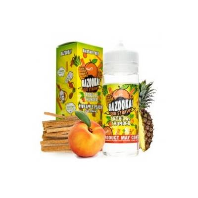 Pineapple Peach 100ml TPD - Bazooka