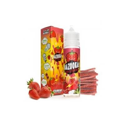 Strawberry 50ml TPD - Bazooka