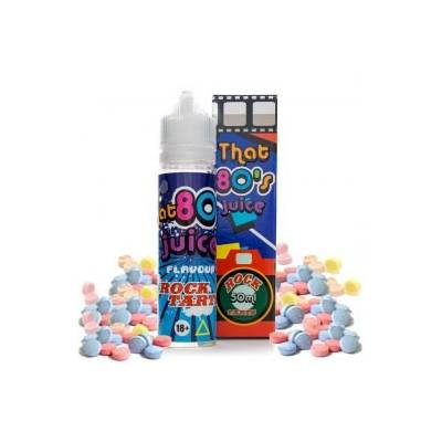 Rock Tarts 50ml TPD - That 80's Juice