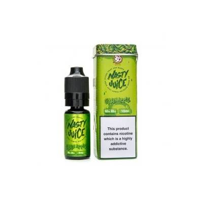 Green Apple 10ml - Nasty Juice
