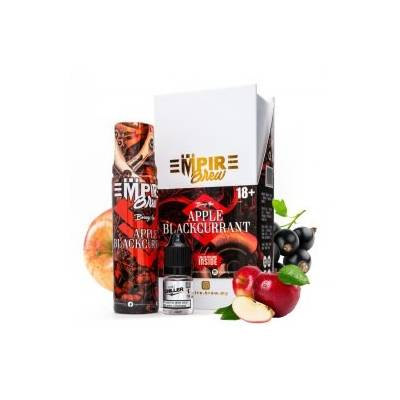 Apple Blackcurrant 50ml TPD - Empire Brew