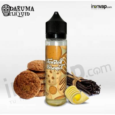 Toasted Biscuit 60ml - Daruma eliquid