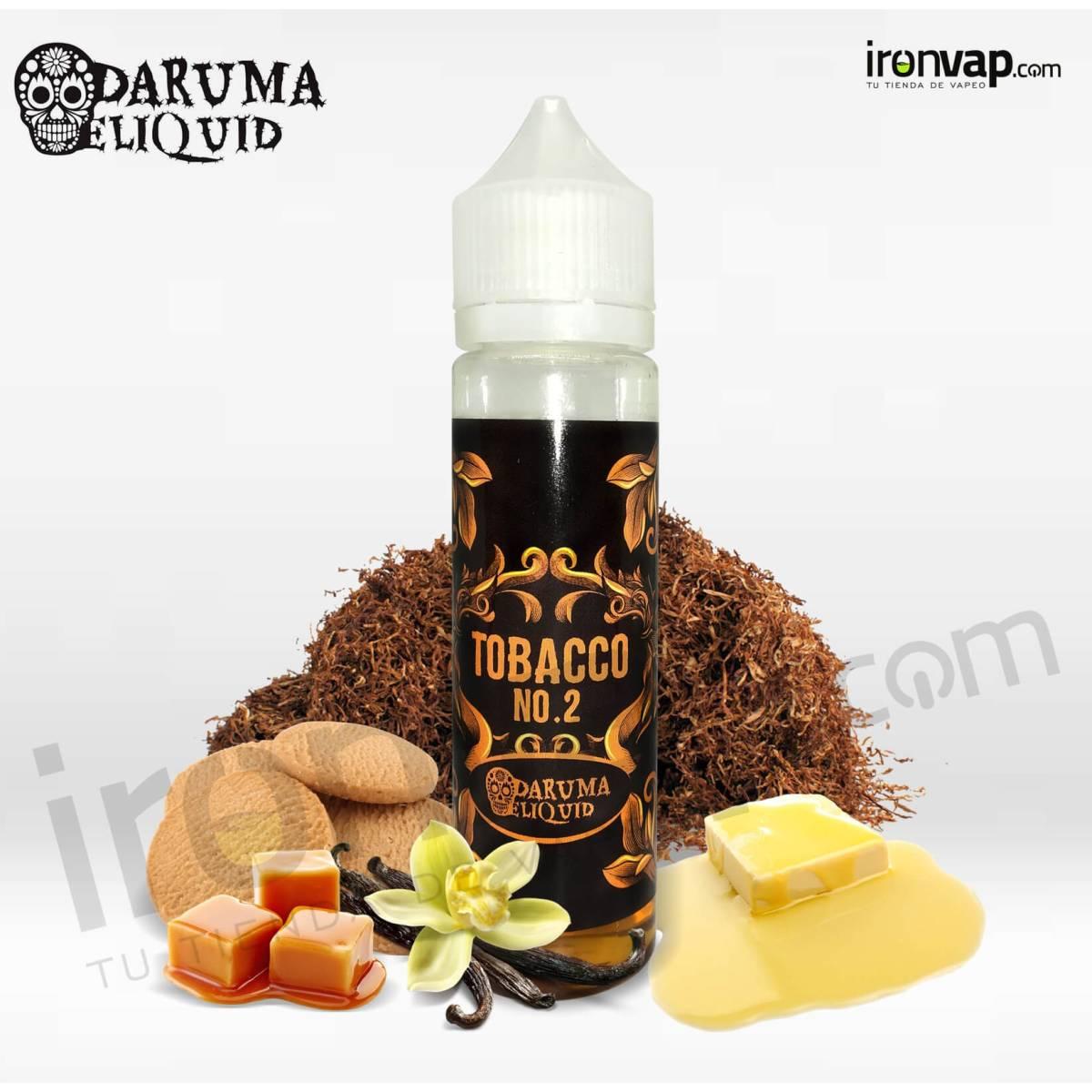 Tobacco nº2 50ml TPD - Daruma eliquid