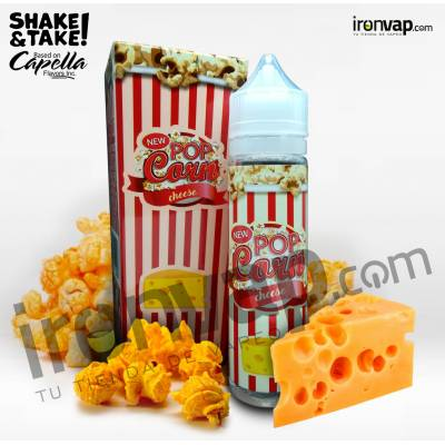Pop Corn Cheese 50ml TPD - Pop Corn