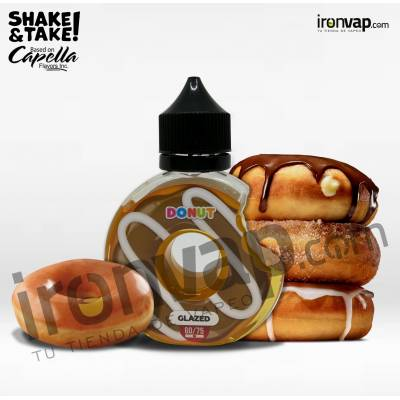 Glazed 60ml TPD - DONUT