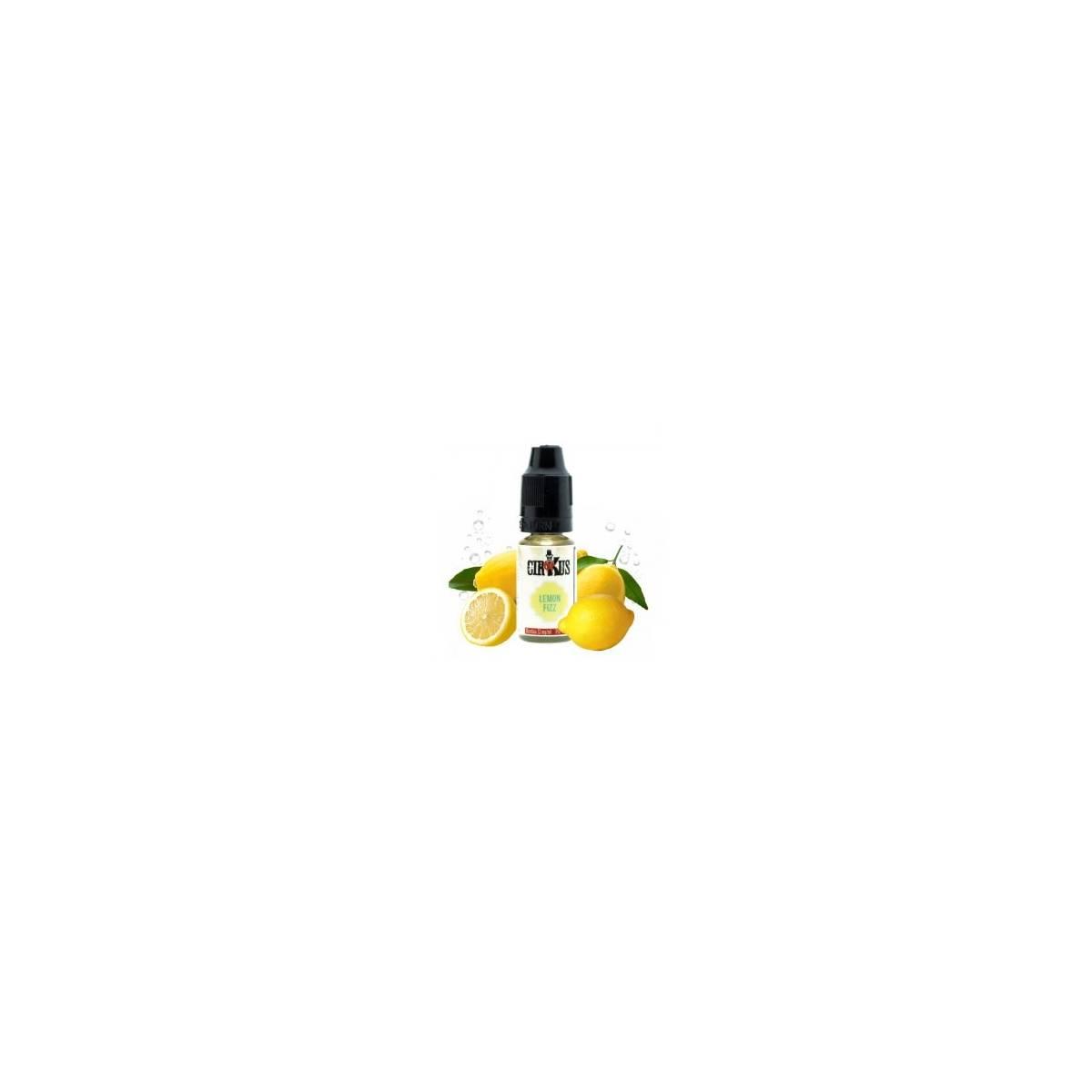 Lemon Fizz 10ml TPD - Cirkus