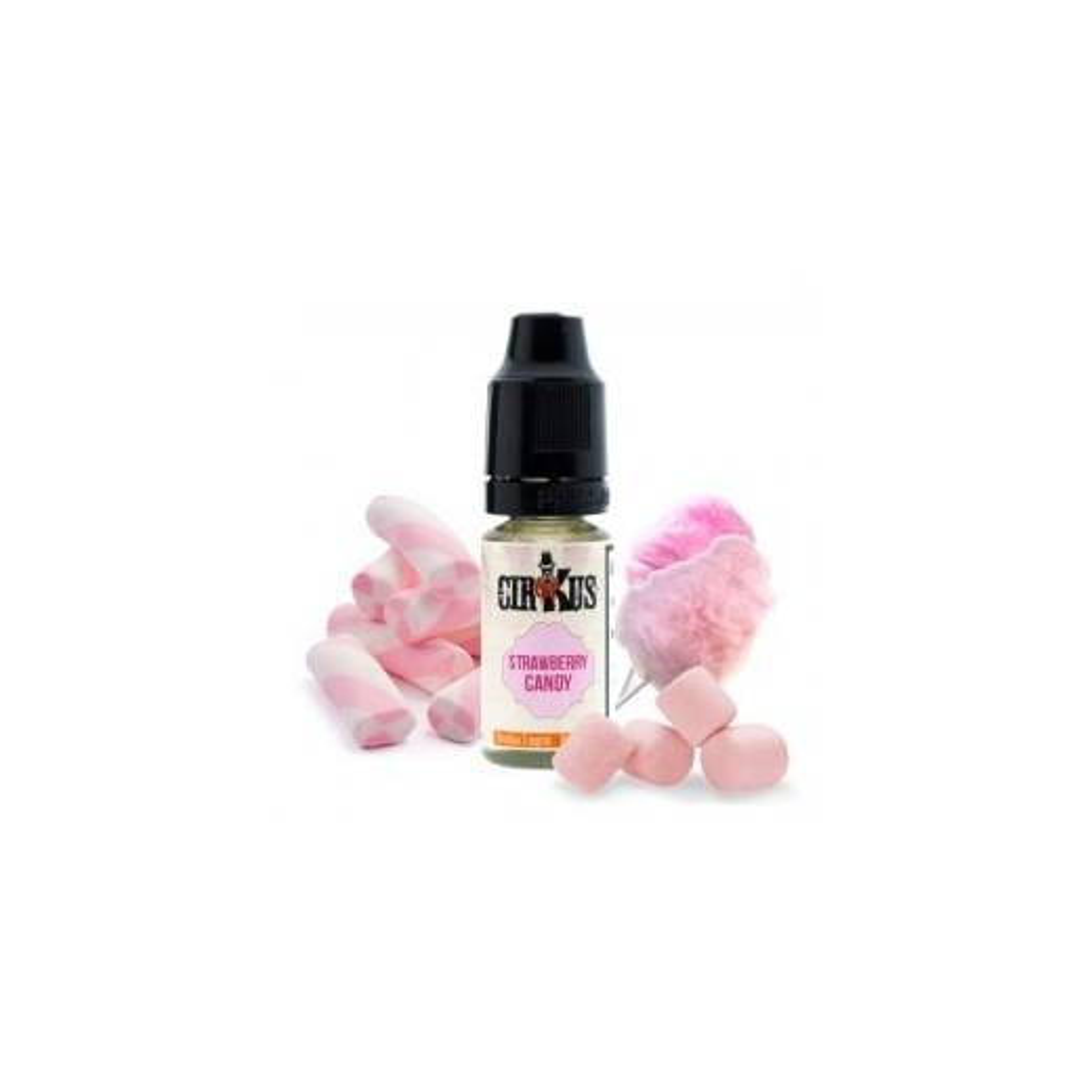 Strawberry Candy 10ml TPD - Cirkus