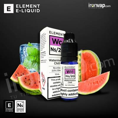 Watermelon Chill Salted 20mg 10ml - Far E-Liquids