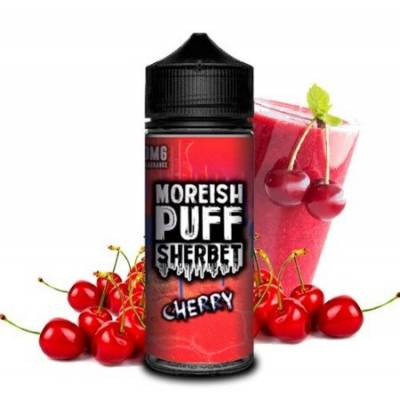 Sherbet Cherry 50ml TPD - Moreish Puff