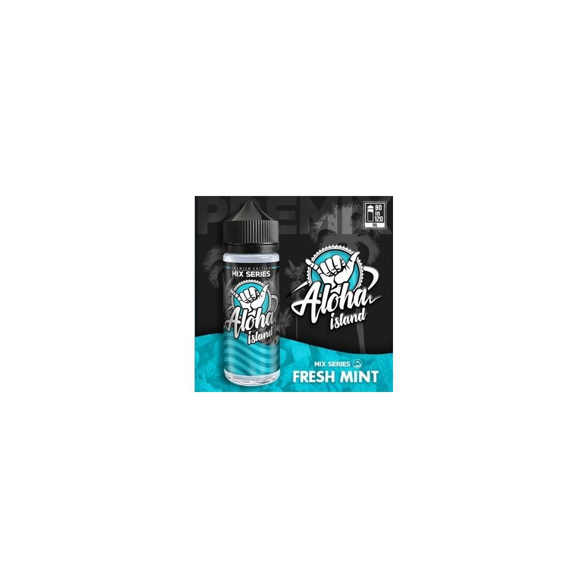 Minty Fresh 80ml TPD - Aloha island