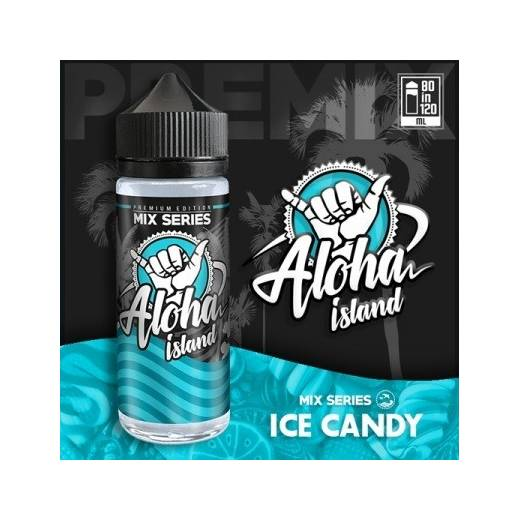 Ice Candy 80ml TPD - Aloha Island