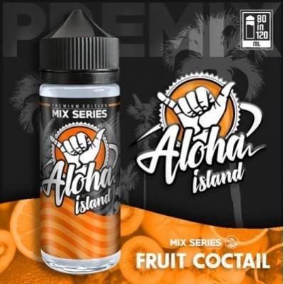 Fruit Mix 80ml TPD - Aloha Island