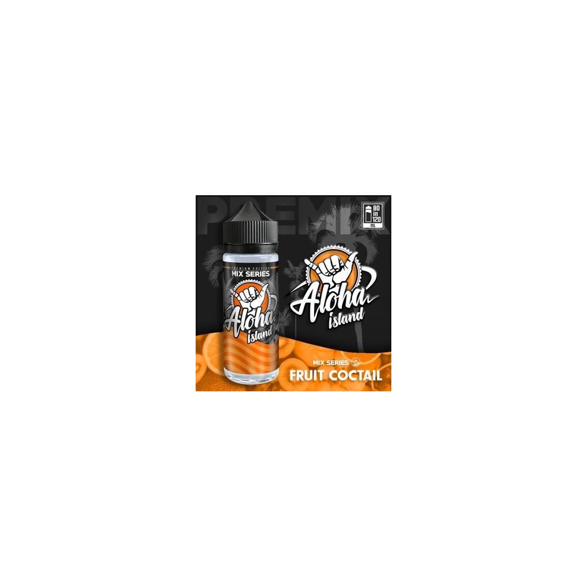 Fruit Mix 80ml TPD - Aloha Island