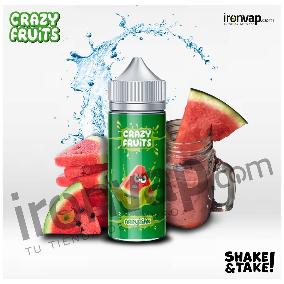 Arbuziak 80ml TPD - Crazy Fruits