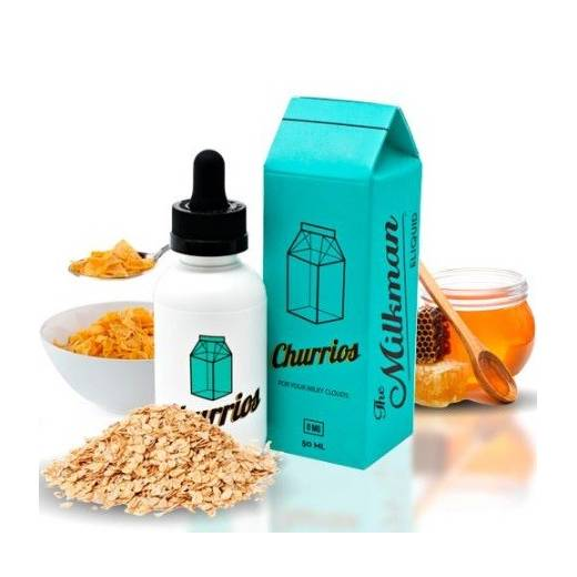 Churrios 50ml TPD - The Milkman