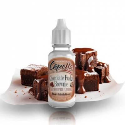 Aroma Chocolate Fudge Brownie13ml - Capella