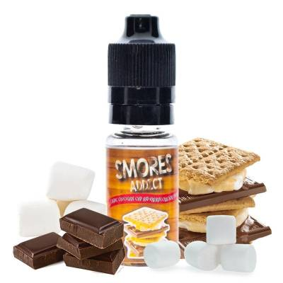 Aroma Classic Chocolate Chip and Graham Crackers 10ml - Smores Addict
