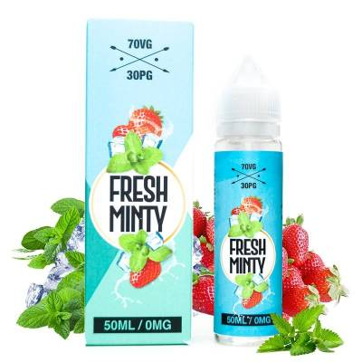Minty Fresh 50ml TPD - ELDA