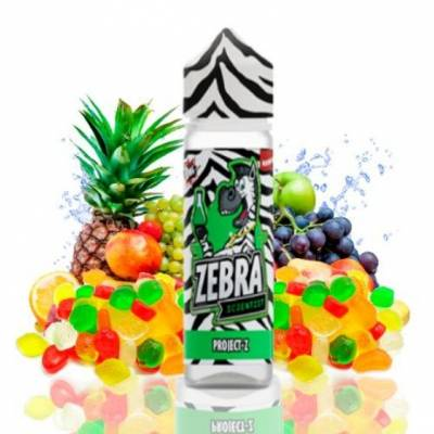 Scientist Project Z 50ml TPD - Zebra Juice