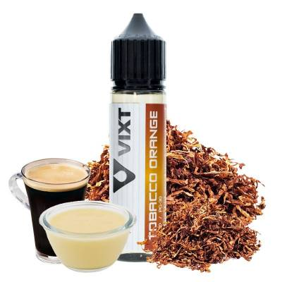 Tobacco Orange 50ml TPD - Vixt