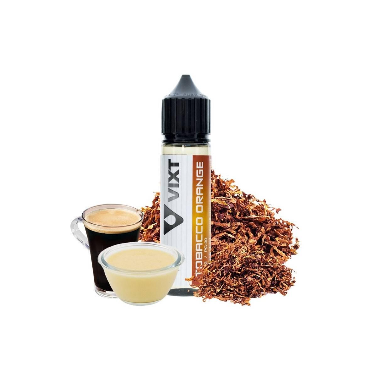 Tobacco Orange 50ml TPD - Vixt