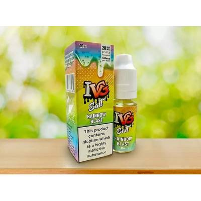 Rainbow Blast 10ml 20mg en sales - IVG