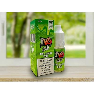 Kiwi Lemon Kool 10ml 20mg en sales - IVG