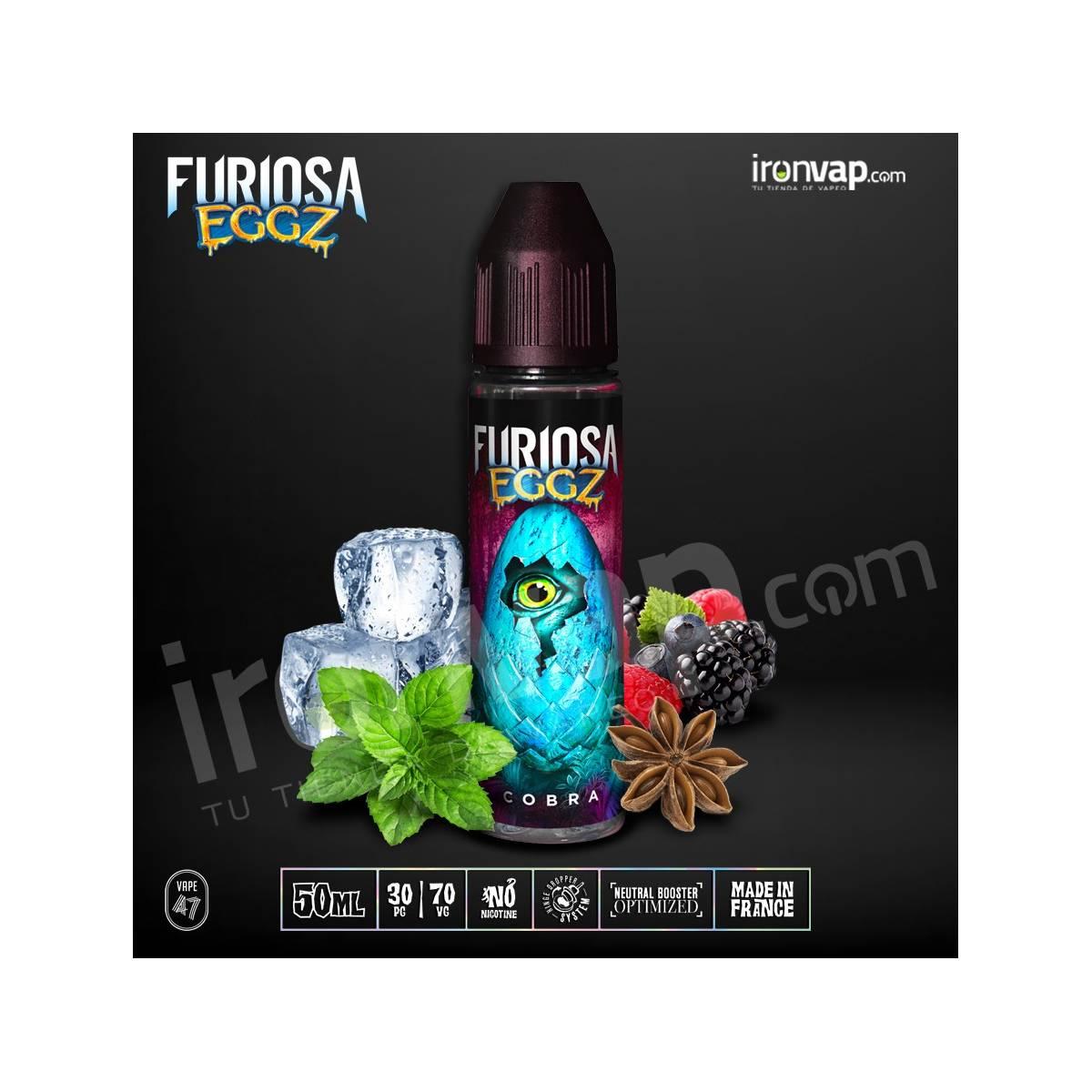 Cobra 50ml TPD - Furiosa
