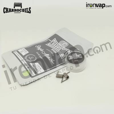 Single 24ga 0.24Ohm - Charro Coils