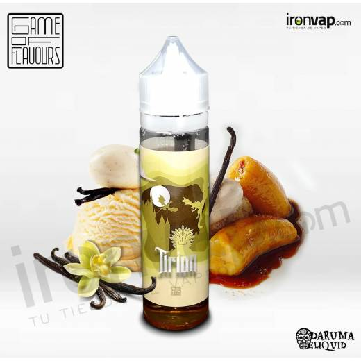 Tirion 50ml TPD - Game Of Flavours by Daruma