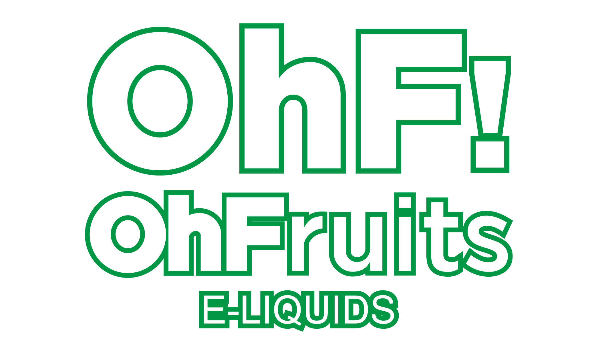 OhF! Fruits E-Liquids